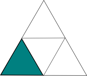 Triangle fraction