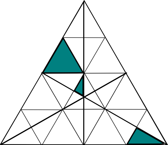 Triangle Fraction | New Calendar Template Site