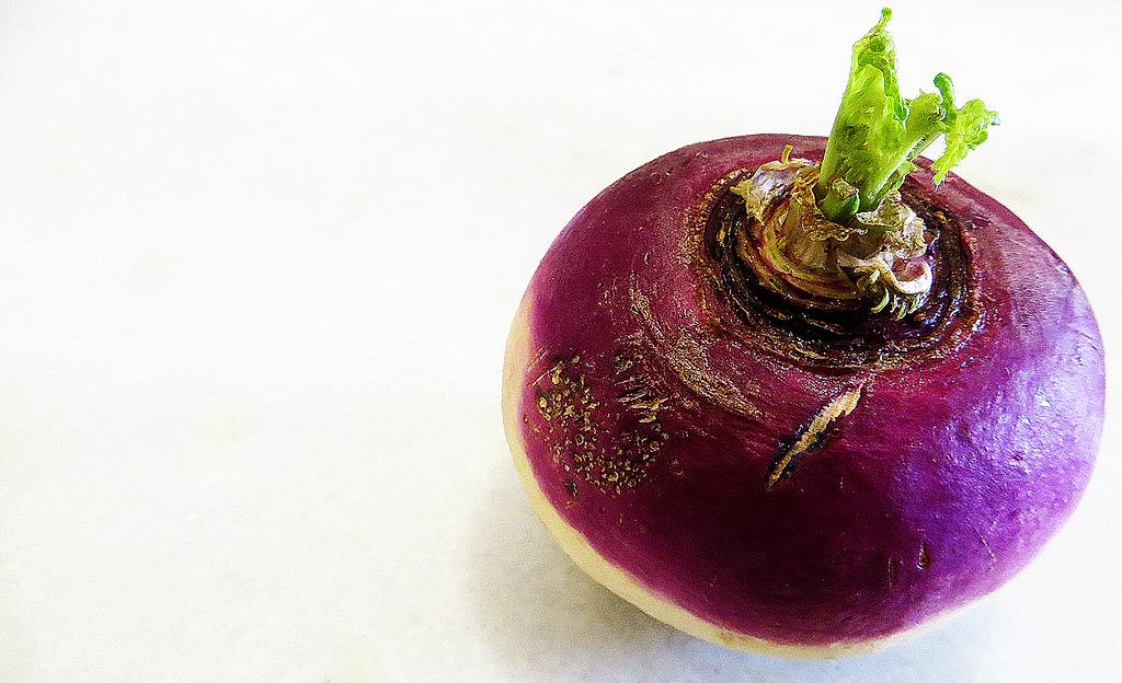 George Osborne - prize turnip